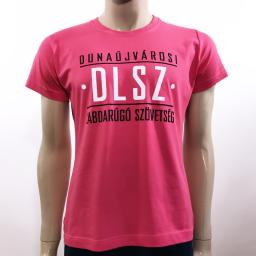 DLSZ T-shirt – Classic Pink