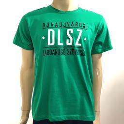 DLSZ T-shirt – Classic Green