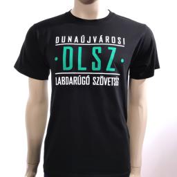 DLSZ T-shirt – Classic Black